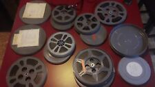 Vintage Antique Coca Cola USA never released footage FILM reels commercials