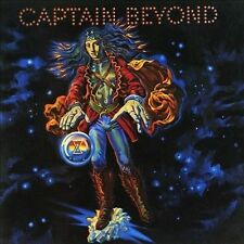 Captain Beyond by Captain Beyond LP 180 Gram Vinyl Hard Stoner / Acid Rock