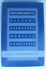 Psychological Factors Affecting Medical Conditions Alan Stoudemire HC/DJ