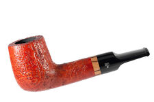 BC BUTZ CHOQUIN JURA 1777 CHUBBY LOVAT BRIAR PIPE w WOODEN BAND * NEW in BOX *