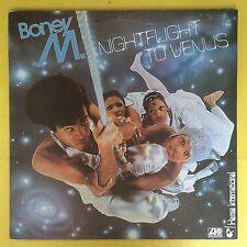 Boney M - Nightflight To Venus - Hansa Atlantic K-50498 Ex Condition - Gatefold