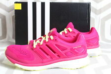 NWT Adidas Energy Boost ESM Womens US 9 1/2 B23158 Pink Running Shoes