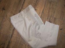 Liz Claiborne Khaki Stretch Capris / Cropped Pants - Audra - Size 10