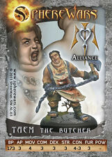 Sphere Wars Taem The Butcher Alliance metal miniature new