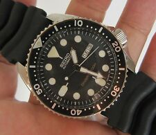 Rare Men SEIKO Submariner Scuba 200M Diver's Automatic Wrist Watch JAPAN 7S26