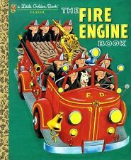 The Fire Engine Book (Little Golden Book) by Gergely, Tibor