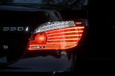 BMW E60 5 series PnP retrofit kit for LCI LED tail lights (no lights included)