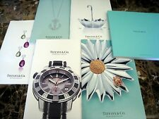6 Tiffany & Co Selections Catalogs 2004, Picasso, Peretti Etc