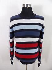 Men's Tommy Hilfiger Jumper, Sweater, Size M Medium, Cotton, Crew Neck #BL1197