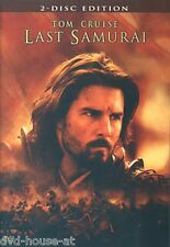DVD * LAST SAMURAI * WIE NEU * 2 Disc Edition * Tom Cruise *