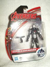 Action Figure Avengers Age Of Ultron Marvel's War Machine 3.75 inch