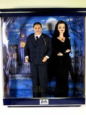 NIB BARBIE DOLL 2000 THE ADAMS FAMILY GIFT SET COLLECTOR EDITION