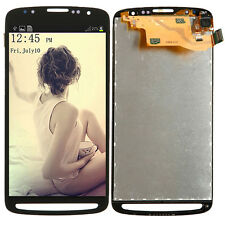 LCD Screen Touch Digitizer Assembly for Samsung Galaxy S4 Active i9295 i537 Gray