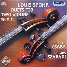 Duets for Two Violins, New Music