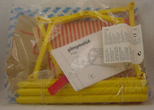 VINTAGE~PlaymobIl~7130~CIRCUS ROMANI~ADD-ON HORSE SHOW TENT~1996~MIB