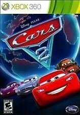 Cars 2: The Video Game (Microsoft Xbox 360, 2011) FREE SHIPPING