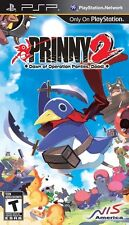 Prinny 2: Dawn Of Operation Panties, Dood  PSP Game Only