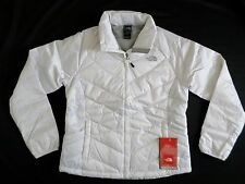 New The North Face Women's Aconcagua Down Jacket White Size m