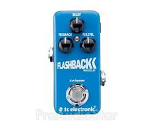 TC Electronic Flashback Mini Delay Effects Pedal PROAUDIOSTAR--