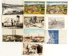 Montana Mining Related Postcards Lot 1613