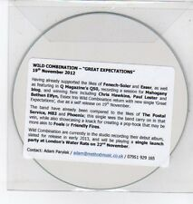 (DQ295) Wild Combination, Great Expectations - 2012 DJ CD