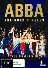 Abba - The Gold Singles (DVD, 2012) FREE POSTAGE IN AUSTRALIA (REGION 4 - PAL)