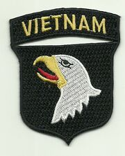 Army 101st Airborne Division Vietnam  PATCH