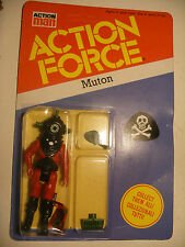 hasbro GI joe PALITOY 1982 Action Man Joe Force MUTON Enemy MISB