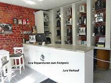 "Kaffeevollautomat JURA IMPRESSA -- Festpreis- Reparatur "".-.-/...."