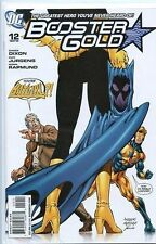 Booster Gold 2007 series # 12 near mint comic book