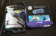 iON Air Pro Lite Full HD WiFi action cam + mount kit, sports video camera NEW