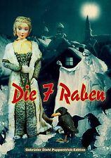 Die sieben Raben (7) Gebrüder Diehl Puppentrick Edition DVD NEU + OVP!