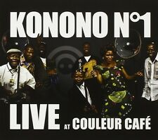 KONONO NO 1 - LIVE AT COULEUR CAFE  CD NEU