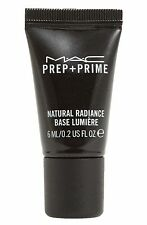 NEW ! MAC PREP+PRIME SKIN BASE LUMIERE RADIANT YELLOW TRAVEL SIZE 6 ML!