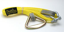 Spud Inc Pulling Sled Attachment Strap With Delta Ring and Shackle NEW
