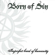 Born of Sin - Imperfect Breed of Humanity CD Lord Belial