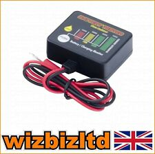 Motorbike Battery and Alternator Charge Tester BCH020