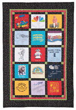 T-Shirt Quilt in a Day, Eleanor Burns & Marcia Lasher, Quick & Easy Memory Quilt
