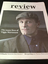Two Faces of January VIGGO MORTENSEN PHOTO COVER MAGAZINE Kami Thompson Richard