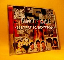 CD Hitmix 2004 Olympic Edition 17TR ZYX Pop Dance Latino RARE !