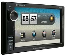 "Media Station Led Digital 6,2"" Navigation receiver Deckless"