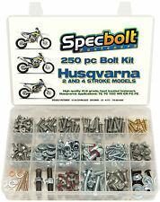 HUSQVARNA BOLT KIT TE TC CR FC FE 65 85 100 144 125 250 300 350 450 501 510 610
