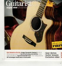 (GC674) Git #331 August 2010 - Guitarist Magazine CD