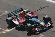 Neel Jani Hand Signed 12x8 Photo Scuderia Toro Rosso F1.