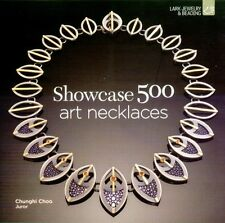 500 Contemporary Custom Designer Art Necklaces Gold Silver Gemstone Bead Jewelry