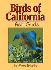 Birds of California Field Guide by Stan Tekiela (2003, Paperback)