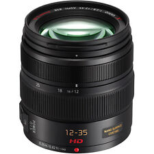 Panasonic Lumix G X Vario 12-35mm f/2.8 Asph. Lens for Micro 4/3 (Black) - NEW!!