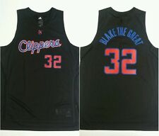 "Blake Griffin Los Angeles Clippers Adidas ""Nickname"" Swingman Jersey XL (RARE)"