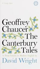 Vintage Classics: The Canterbury Tales by Geoffrey Chaucer (1965, Paperback)