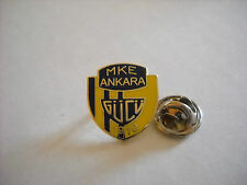 a1 MKE ANKARAGUCU FC club spilla football calcio futbol pins turchia turkey